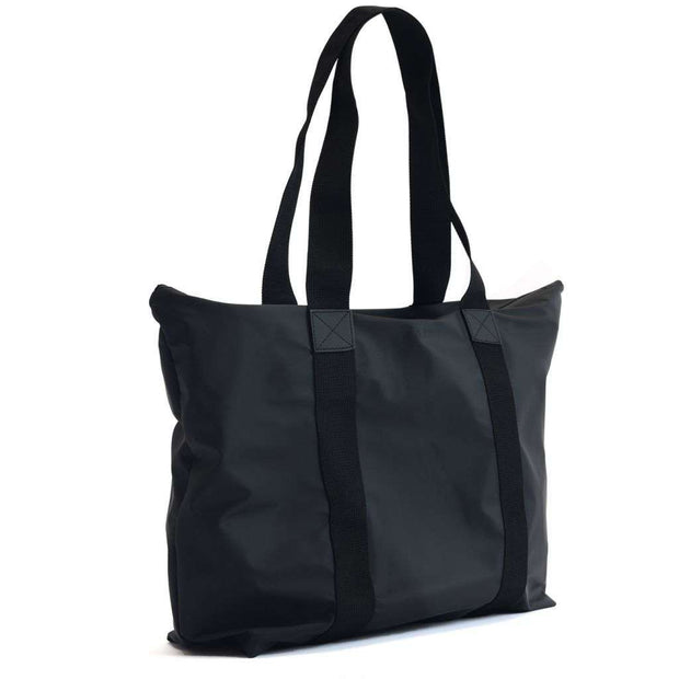 Sort Tote Bag Rush fra Rains - 2