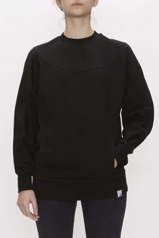 XbyO sweater i sort fra Adidas Originals