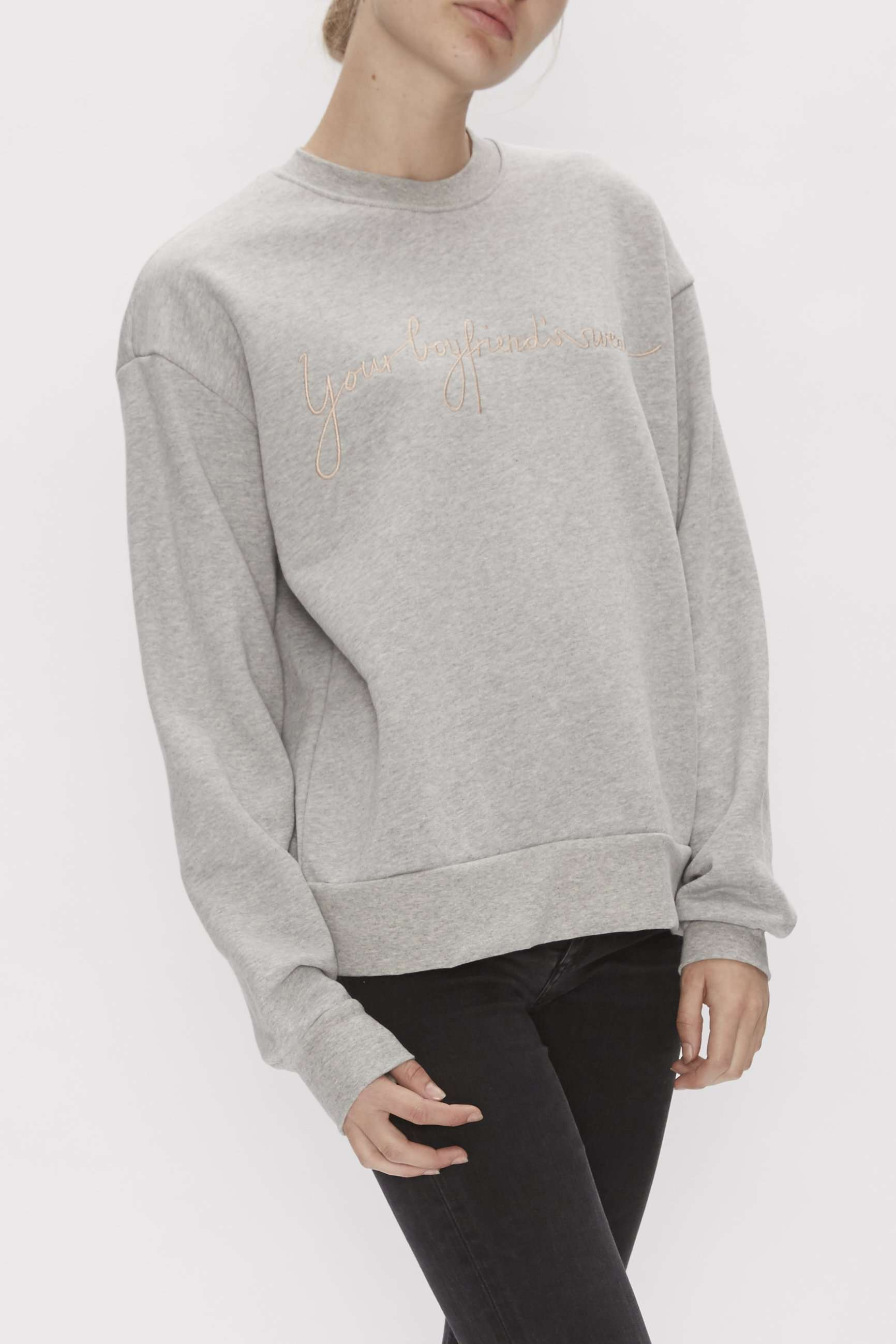 Image of   Blair Sweat - Grey - Grå XS