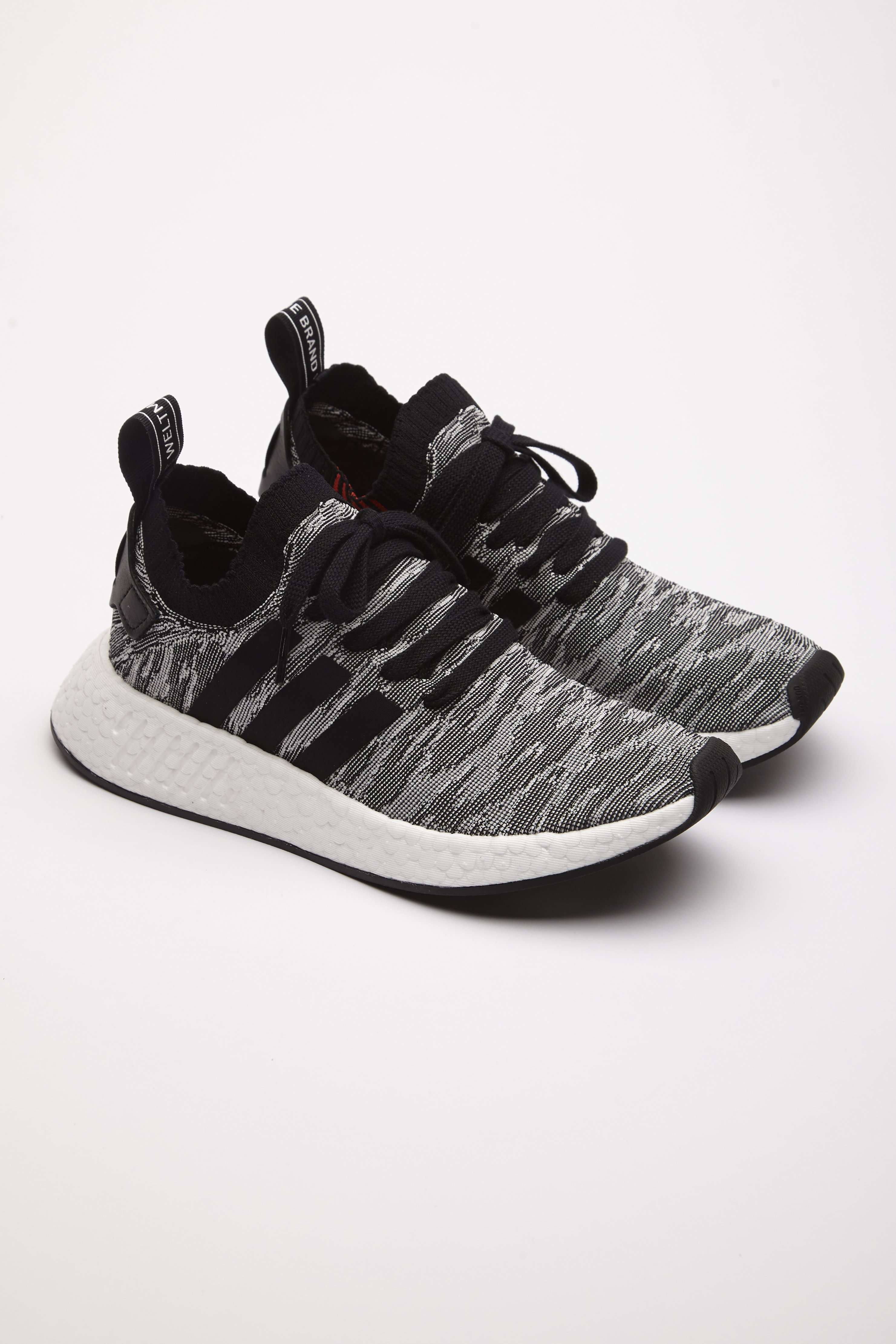 Image of   Adidas NMD_R2 PK - Sort - Sort 38