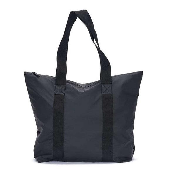 Sort Tote Bag Rush fra Rains - 1