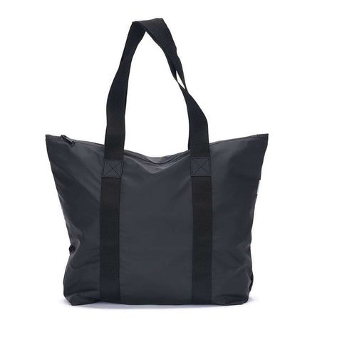 Sort Tote Bag Rush fra Rains