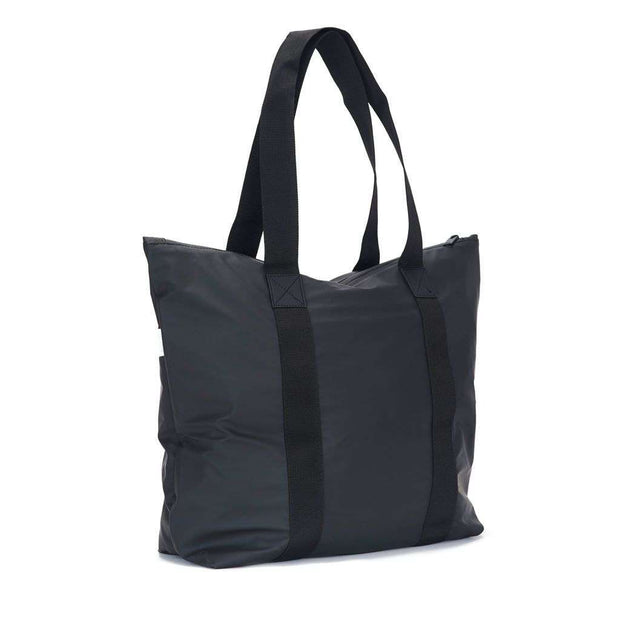 Sort Tote Bag Rush fra Rains - 3