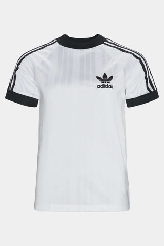 SC T-shirt Football - White - Adidas Originals