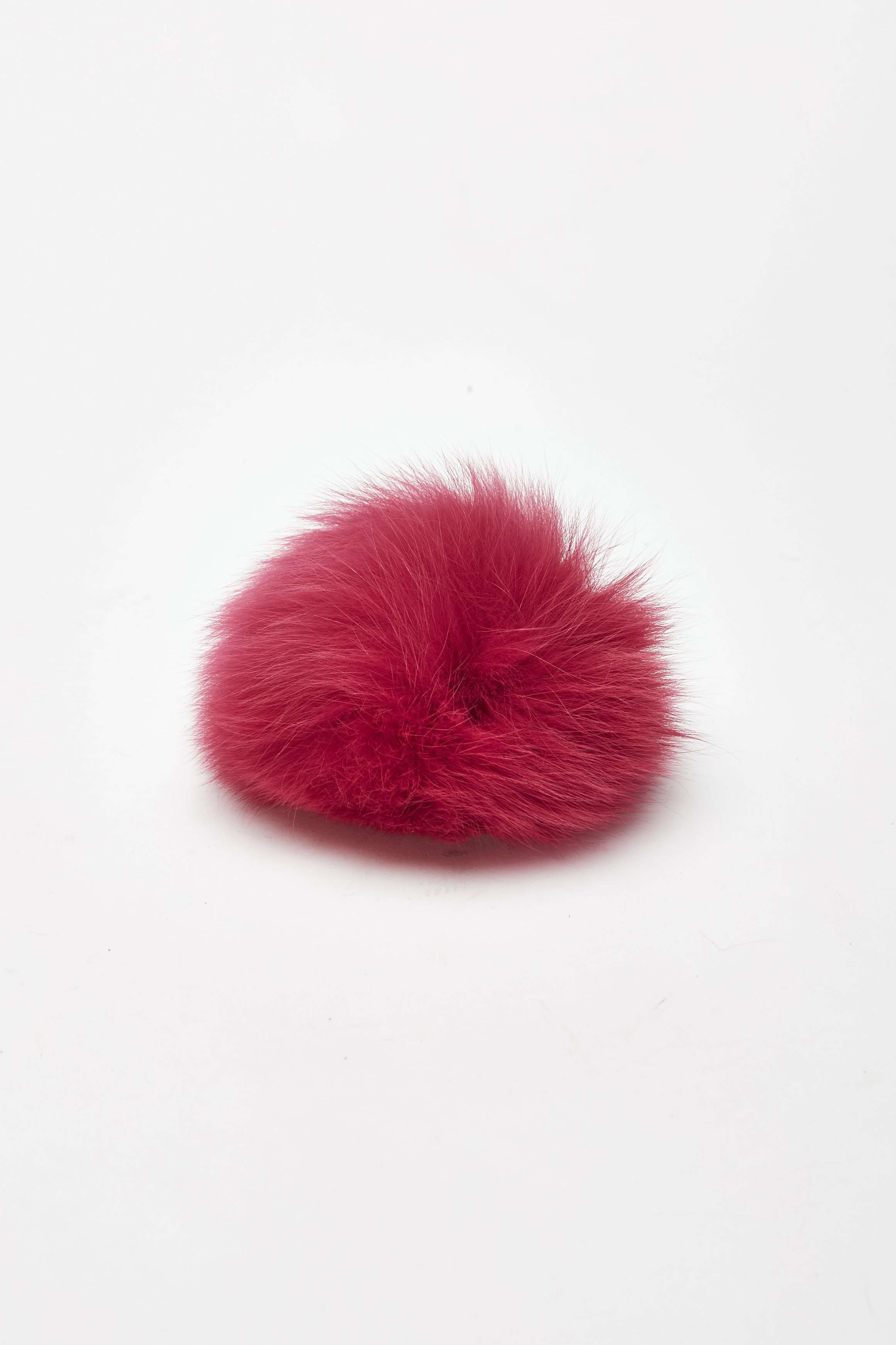 Fluffy broche - PINK One Size