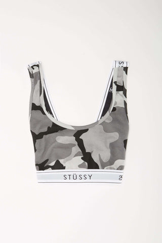 Cross back crop - Camo