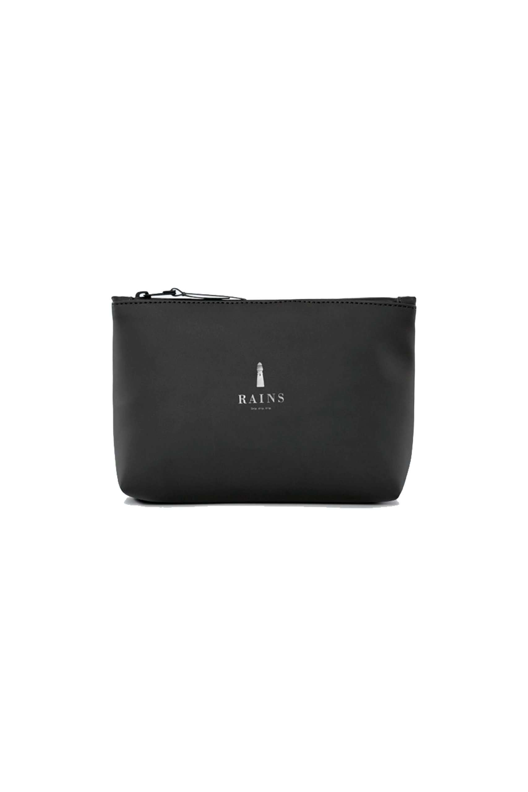 Billede af Cosmetic Bag - Black - Rains - Sort One Size