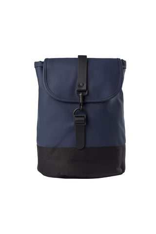 Drawstring Backpack - Blue - Rains