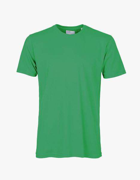 Light Organic Tee - Kelly Green