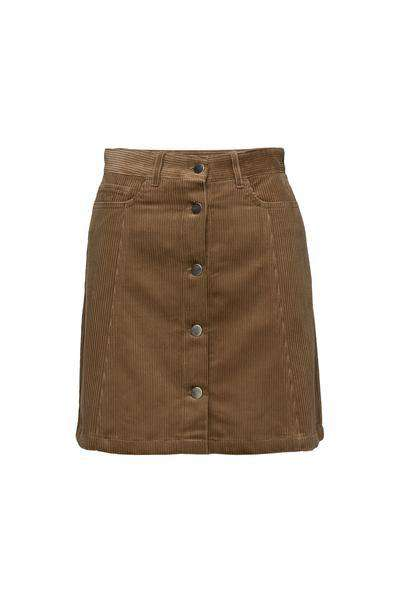 Addie Skirt - Wood Wood