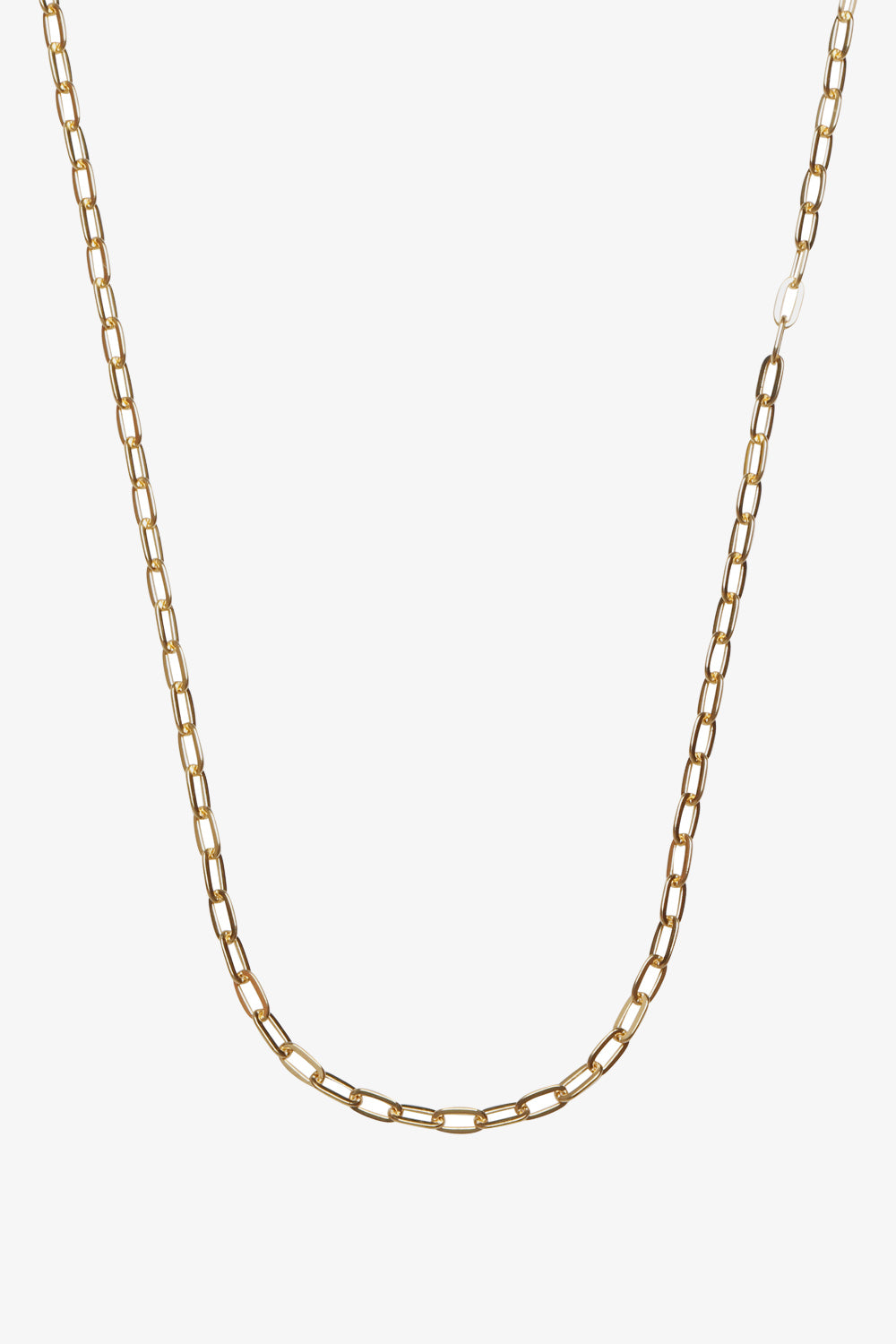 Billede af Big Chunky Pendant Chain - Gold - Stine A - Guld One Size