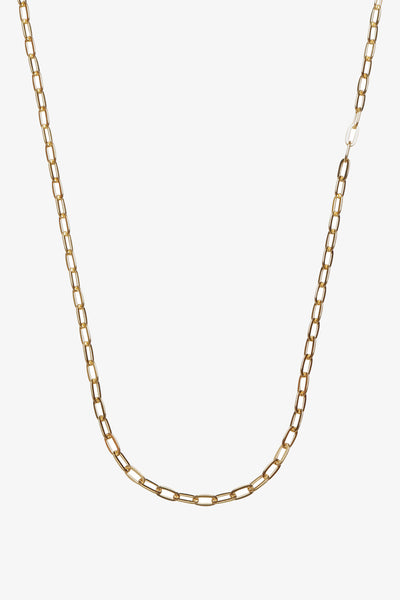 Big Chunky Pendant Chain - Gold - Stine A