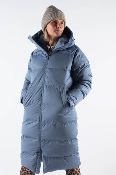 300 Down Jacket - Blue  Blue - SHU