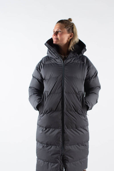 300 Down Jacket - Steel Black - SHU