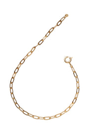 Big Chunky Bracelet - Gold - Stine A