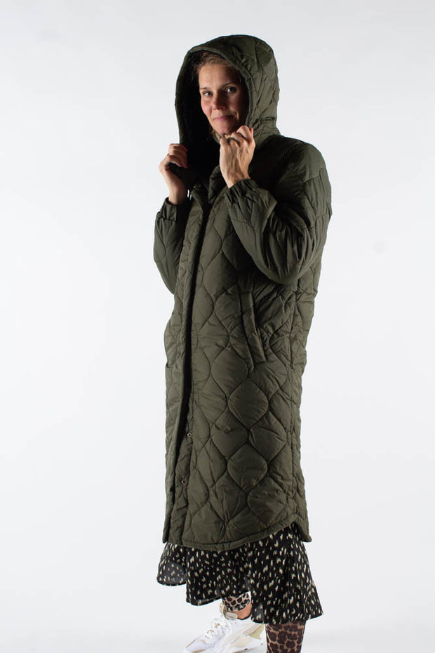 Anima Outerwear - Deep Moss - Moves