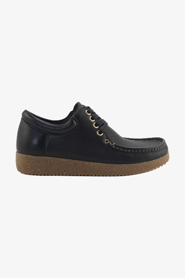 Anna Eco Leather - Black