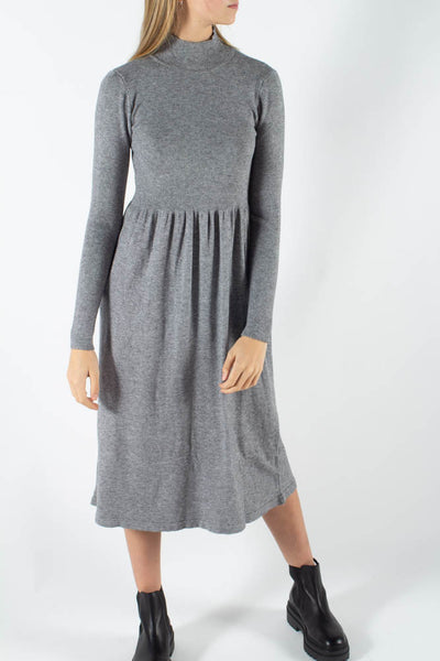 Armelle Dress- Grey - irréel