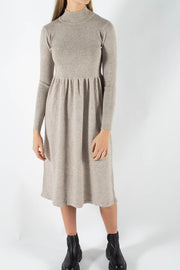 Armelle Dress - Sand - irréel