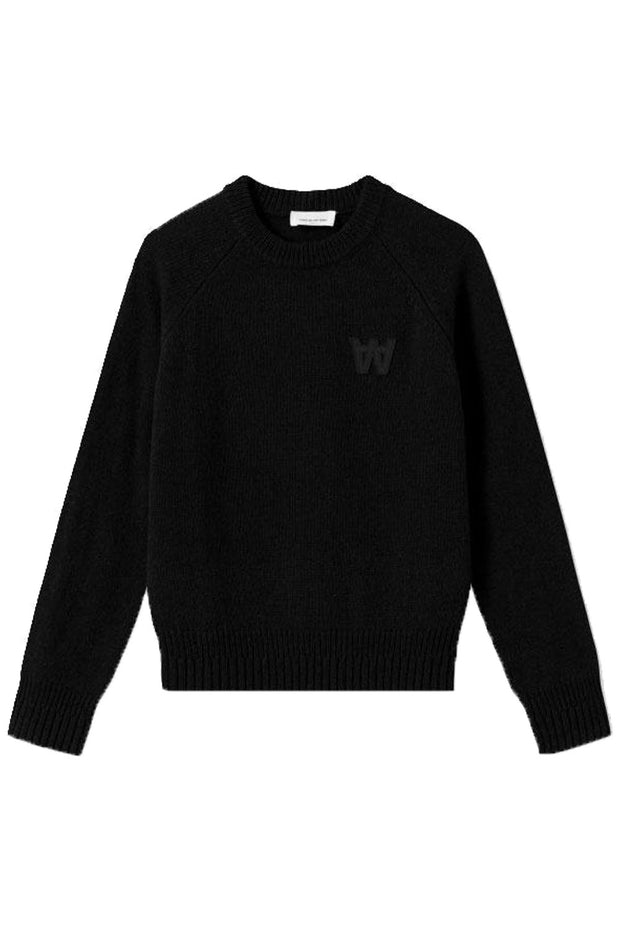 Asta Jumper - Black - Wood Wood