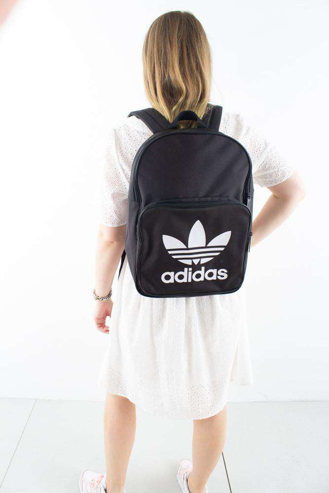 Backpack - Black - Adidas - Sort One Size