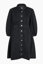 Bahira Dress - Black - Minimum