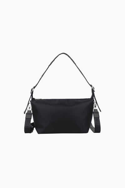 Bibbi crossbody - Black - Silfen Studio