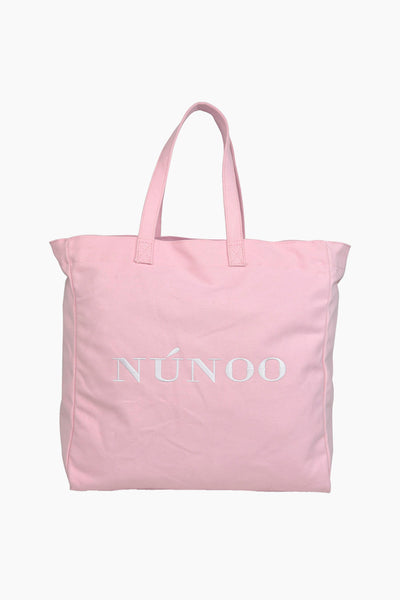 Big Tote Recycled Canvas - Light Pink - Núnoo