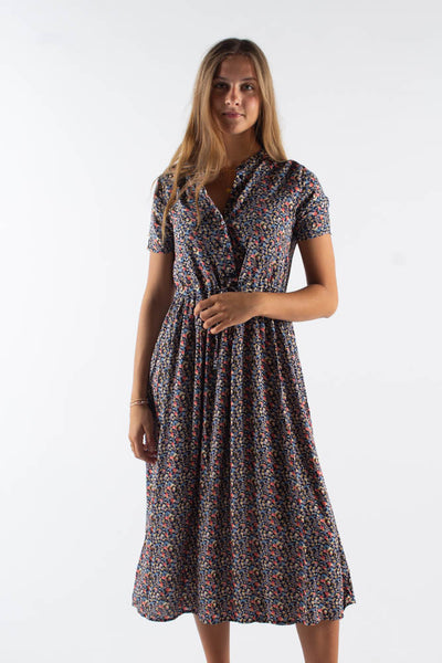 Biola Maxi Dress - Mediterranea - Minimum