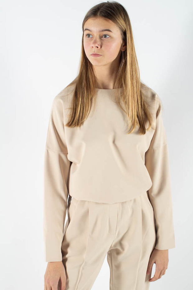 Blair Shirt - Creme - irréel