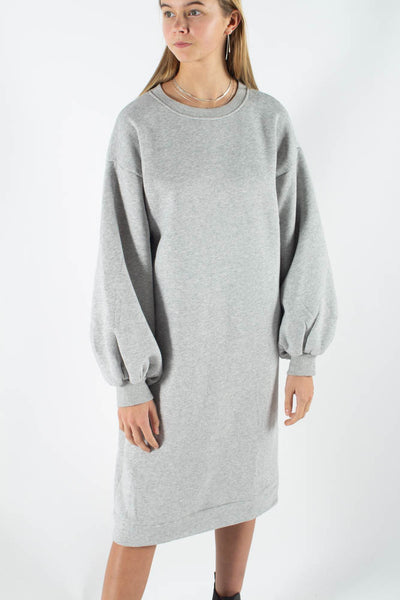 Bloom Dress - Grey - irréel
