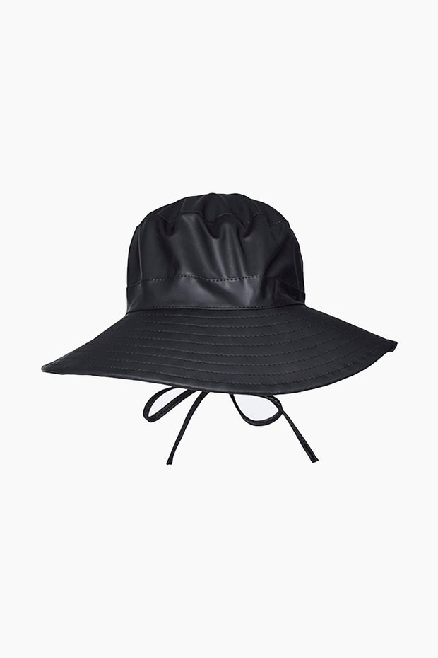 Boonie Hat - Black - Rains