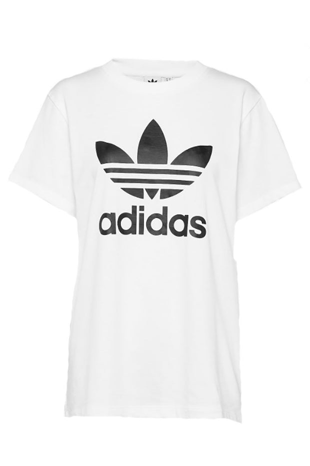 Boyfriend Tee DX2322 - White - Adidas Originals