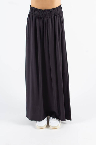 Cafferin Maxi Skirt - Black - Minimum