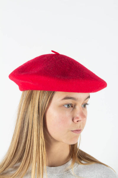 Candice Beret - Red  - irréel