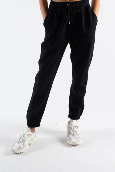 Classic Organic Sweatpants - Deep Black - Colorful Standard