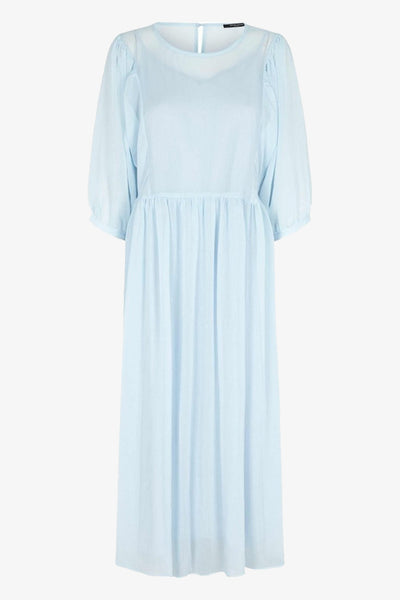 Cloudy Lux dress - Dream Blue