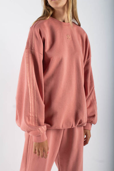 Crew Sweatshirt GM6696 - Ash Pink - Adidas Originals