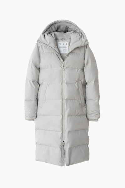 Down Jacket - Light Grey - SHU 1