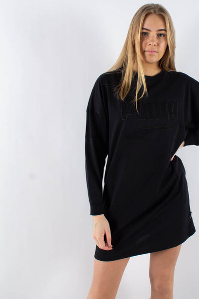 Downtown dress - Black - Puma