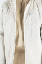 Drifter Jacket - Off White - Rains