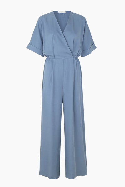 Eden Jumpsuit - Light Blue - Storm & Marie