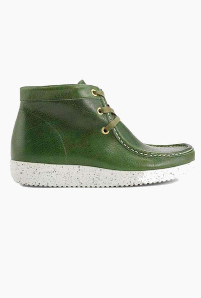 Emma - Forest green- 1002-001-124 - Nature Footwear
