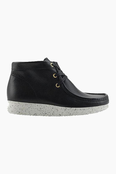 Emma Leather - Black - Nature Footwear