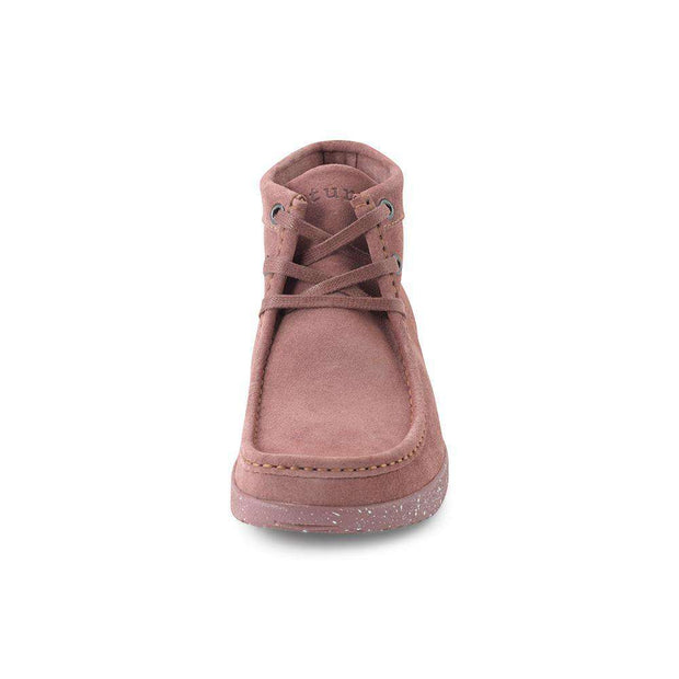 Emma Suede - Brown Rose - Nature Footwear