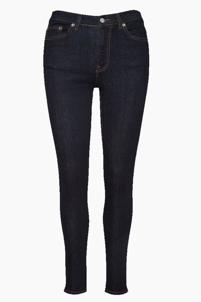 Erin Jeans - Rinsed blue - Dr. Denim