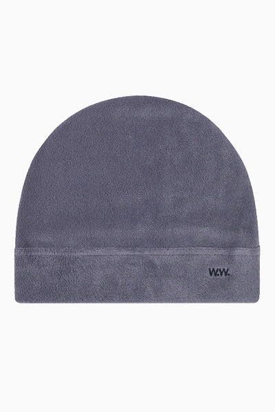Esra beanie - Steel blue - Wood Wood
