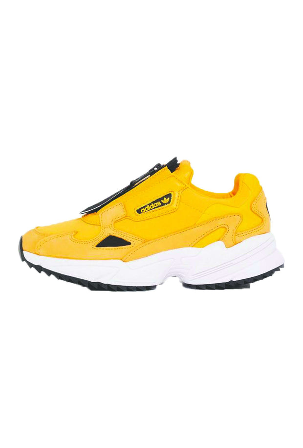Falcon Zip  Gul yellow Adidas Originals 4
