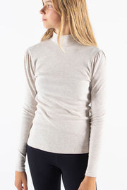 Fienna Long Sleeved T-shirt - Sahara - Moves