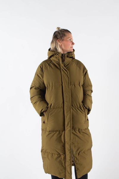 Flawola Outerwear - Military Olive - Minimum
